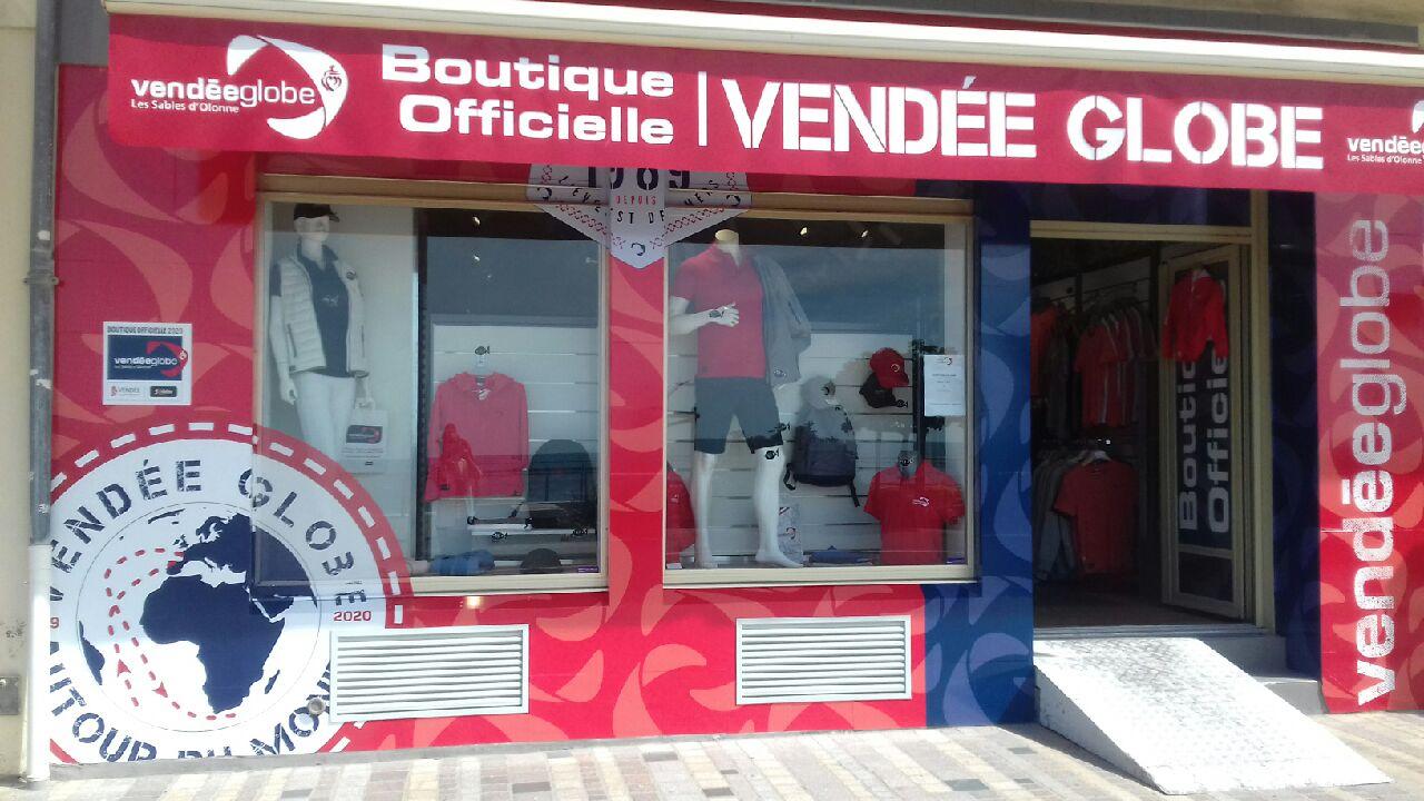 Boutiques Vendée Globe Comptoir de la mer Vendée